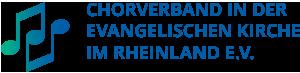 Chorverband in der EKiR Logo